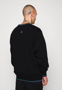 Grimey - UNISEX  ACKNOWLEDGE - Zip-up hoodie - black - 2