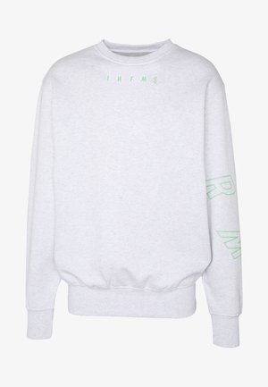 UNISEX  ROPE A DOPE CREWNECK - Mikina - sport grey