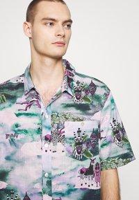 Grimey - YANGA BUTTON UP - Camicia - multicolor - 4