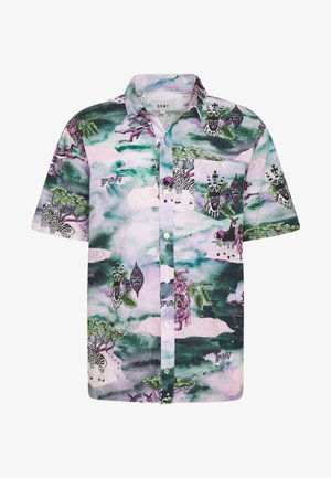 YANGA BUTTON UP - Shirt - multicolor