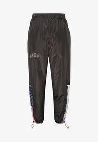 Grimey - CARNITAS TRACK PANTS - Teplákové kalhoty - black - 5