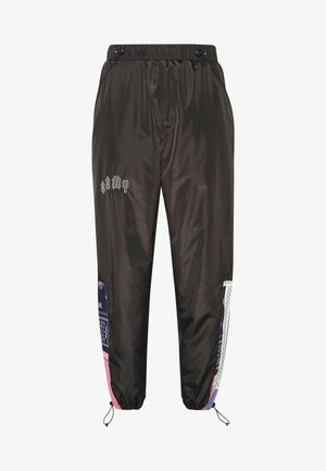CARNITAS TRACK PANTS - Trainingsbroek - black