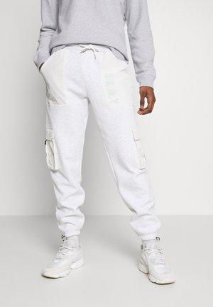 ROPE A DOPE CARGO - Pantaloni sportivi - sport grey