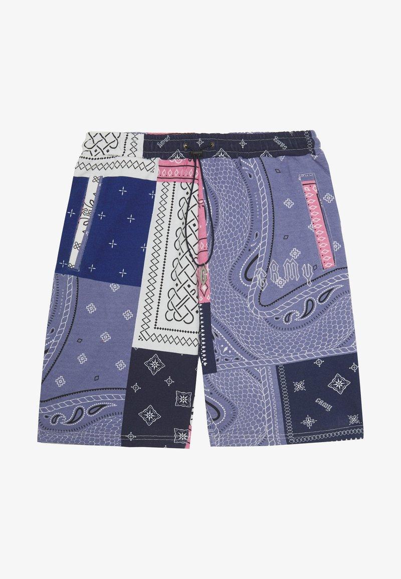 Grimey - CARNITAS ALL OVER PRINT  - Shorts - white