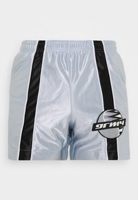 Grimey - ACKNOWLEDGE RUNNING  - Shorts - silver - 3
