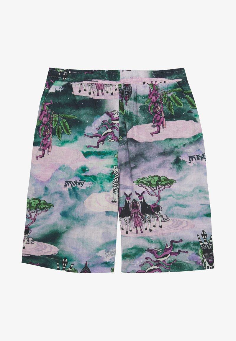 Grimey - YANGA LIGHT  - Shorts - multicolor