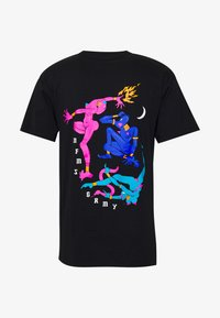 Grimey - RITUALS AND SPELLS TEE - T-shirt con stampa - black - 0