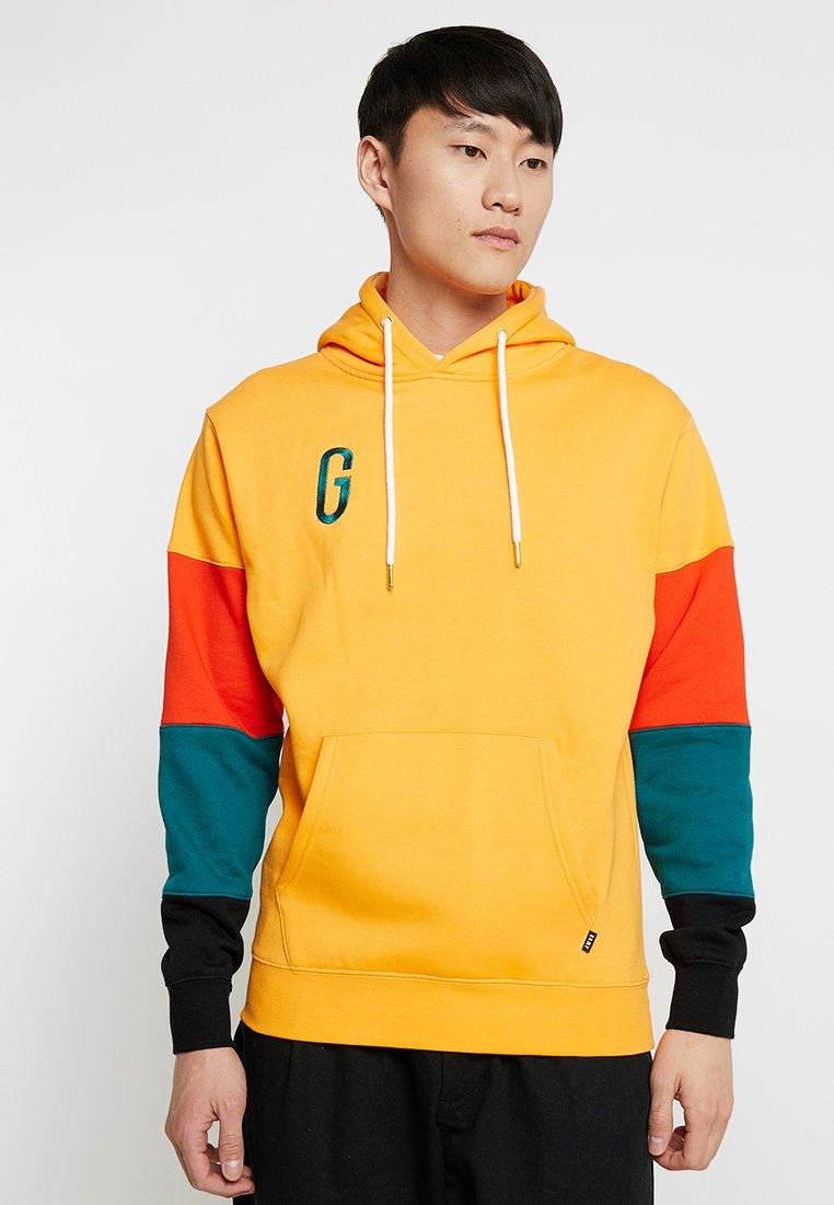 Grimey - MIDNIGHT HOODIE - Hoodie - orange