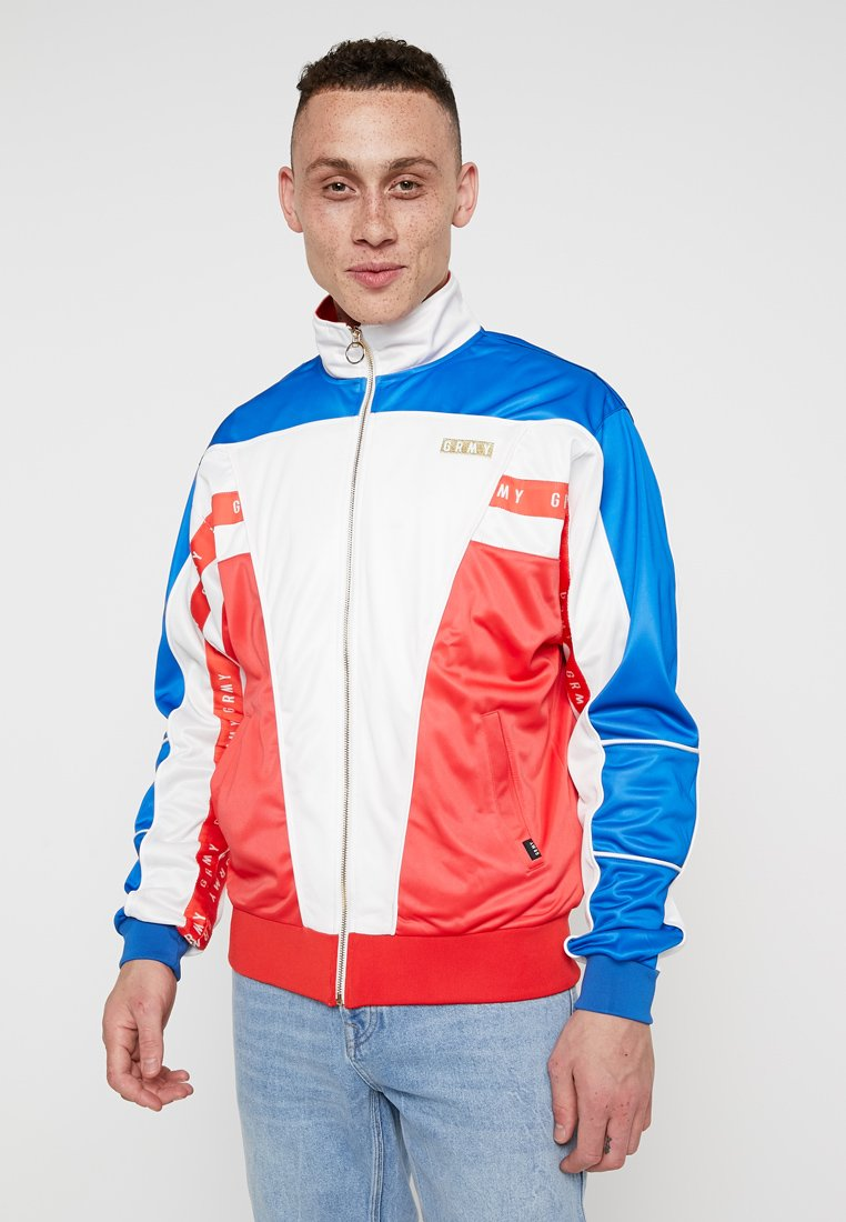 Grimey - FALA TRACK JACKET - Trainingsjacke - red