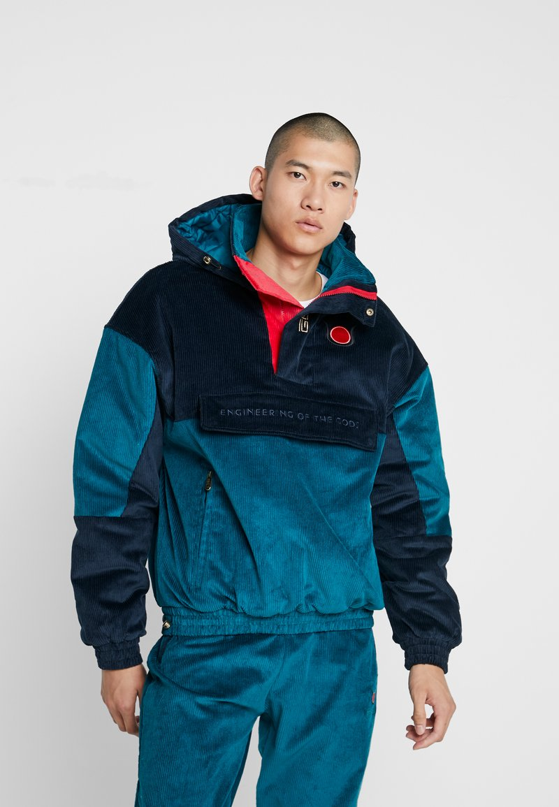 Grimey - ENGINEERING JACKET - Giacca a vento - green