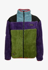 Grimey - SIGHTING IN VOSTOK SHERPA JACKET - Lehká bunda - purple - 4