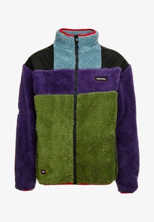 SIGHTING IN VOSTOK SHERPA JACKET - Veste légère - purple