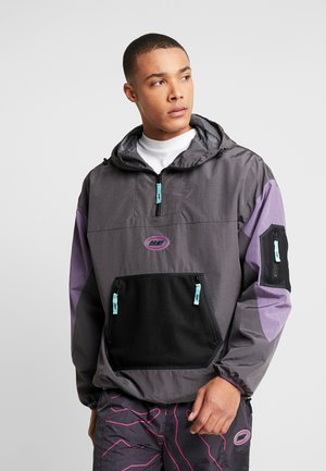 MYSTERIOUS VIBESRAINCOAT - Waterproof jacket - black