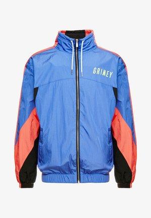 PLANETE NOIRE TRACK JACKET - Training jacket - blue