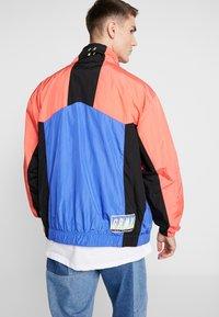 Grimey - PLANETE NOIRE TRACK JACKET - Training jacket - blue - 2