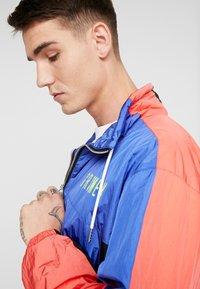 Grimey - PLANETE NOIRE TRACK JACKET - Training jacket - blue - 3