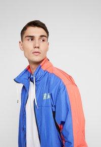 Grimey - PLANETE NOIRE TRACK JACKET - Training jacket - blue - 5