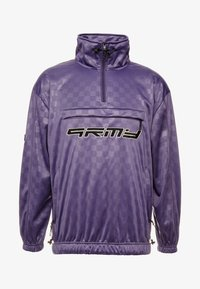 Grimey - SIGHTING IN VOSTOK TRACK JACKET - Giacca sportiva - purple - 6