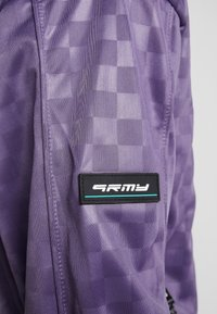Grimey - SIGHTING IN VOSTOK TRACK JACKET - Giacca sportiva - purple - 7