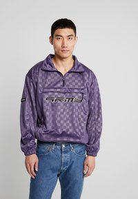 Grimey - SIGHTING IN VOSTOK TRACK JACKET - Giacca sportiva - purple - 0