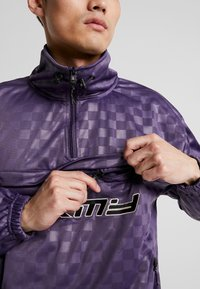 Grimey - SIGHTING IN VOSTOK TRACK JACKET - Giacca sportiva - purple - 5