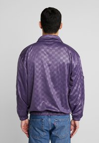 Grimey - SIGHTING IN VOSTOK TRACK JACKET - Giacca sportiva - purple - 2