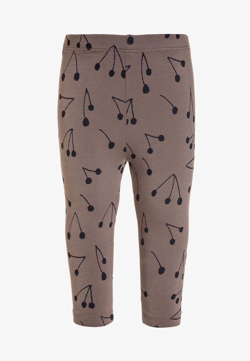 GRO - BABY  - Leggings - Hosen - grey mud