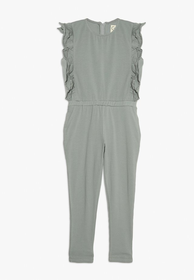 HYDE - Overall / Jumpsuit /Buksedragter - moss grey