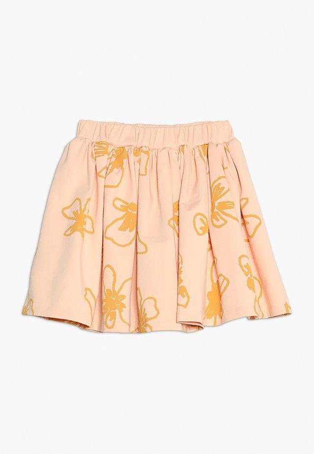 KIKI SKIRT - Pliceret nederdel /Nederdele med folder - nude