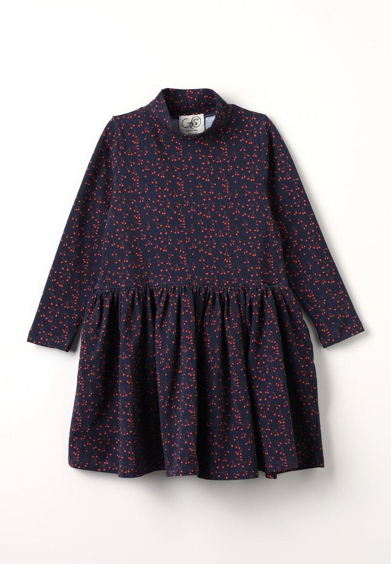 GRO - DRESS UDEN KRAVE - Vestido ligero - berry navy/red