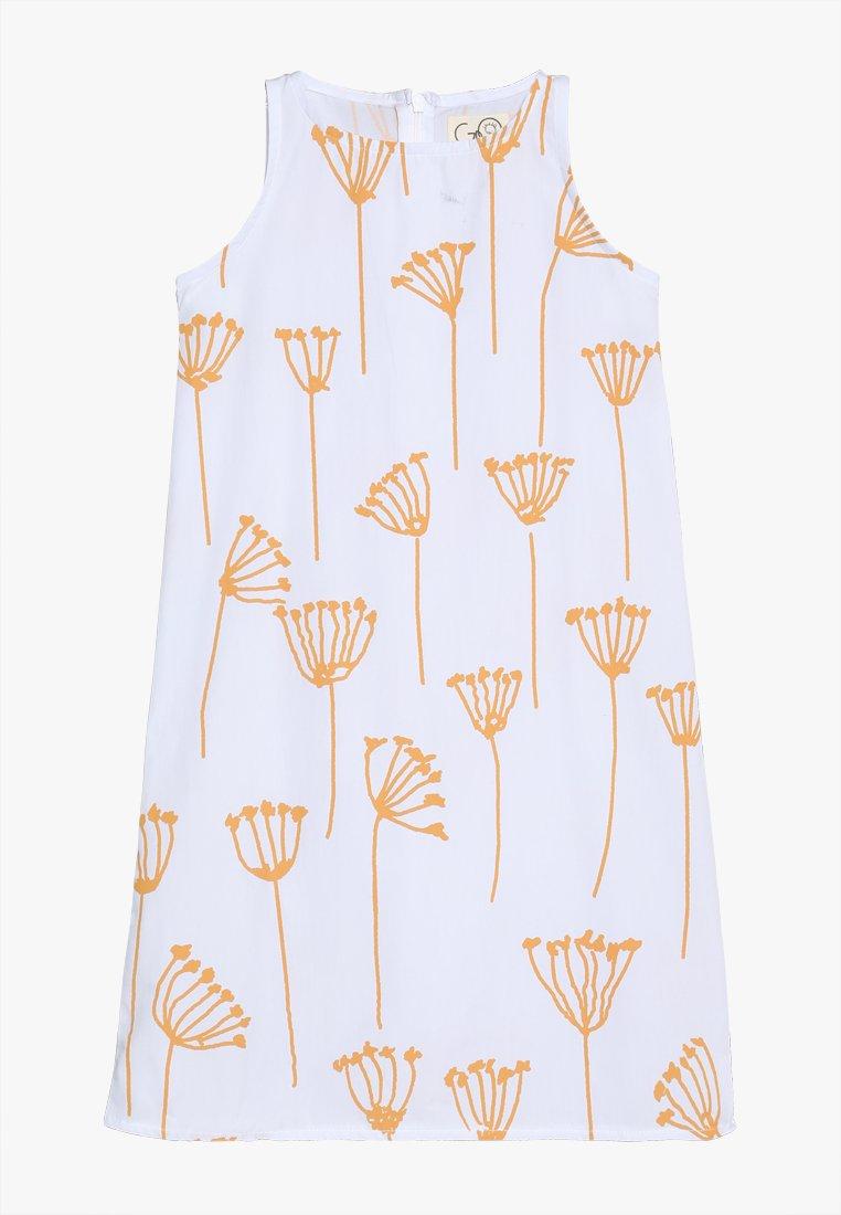 GRO - RIKKE SLEEVELESS DRESS - Vardagsklänning - white