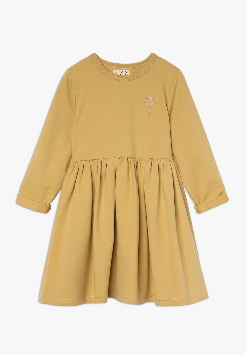 GRO - INA TINKERBELL DRESS - Day dress - dusty mustard