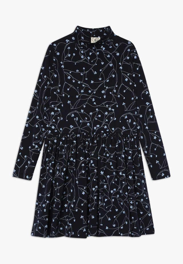 CECILIE DRESS - Jersey dress - classic navy