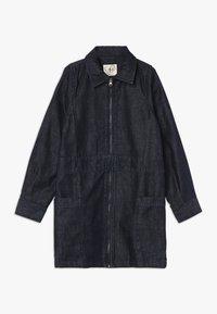 GRO - CLAUDIA WORKER DRESS - Vestido vaquero - dark blue navy - 0