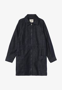 GRO - CLAUDIA WORKER DRESS - Vestido vaquero - dark blue navy - 2