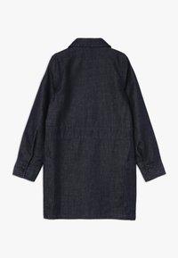 GRO - CLAUDIA WORKER DRESS - Vestido vaquero - dark blue navy - 1