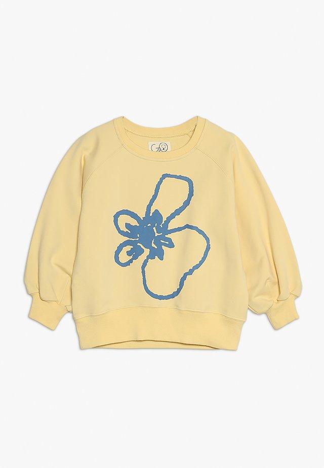 TRINE TULIP - Sweatshirts - banana crepe