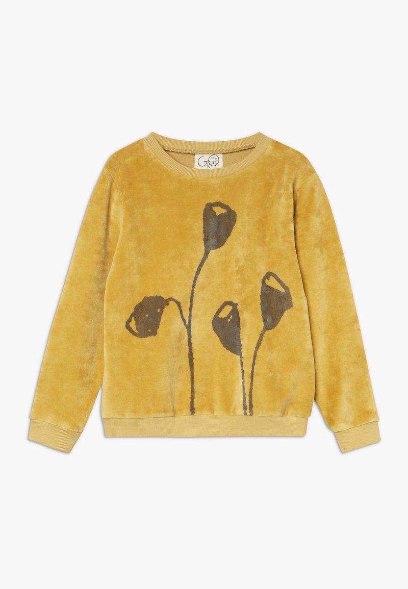 GRO - MADS - Sweatshirt - dusty mustard