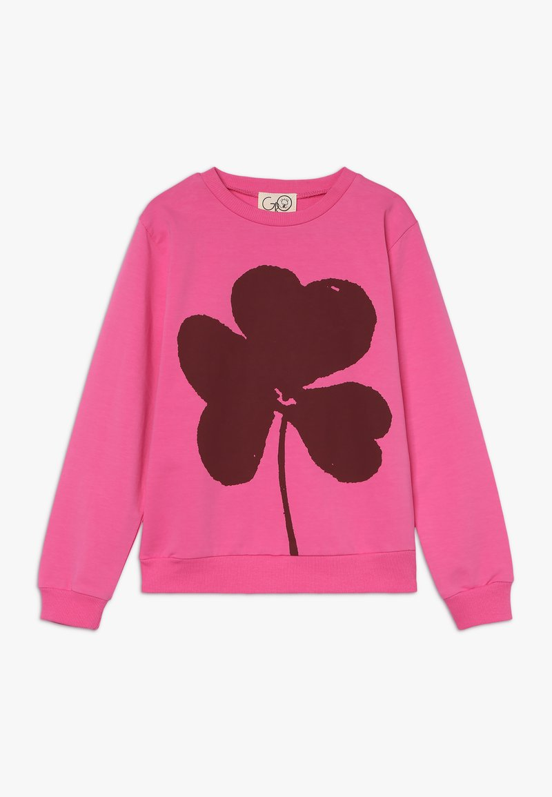 GRO - MADS - Sweater - fuxia