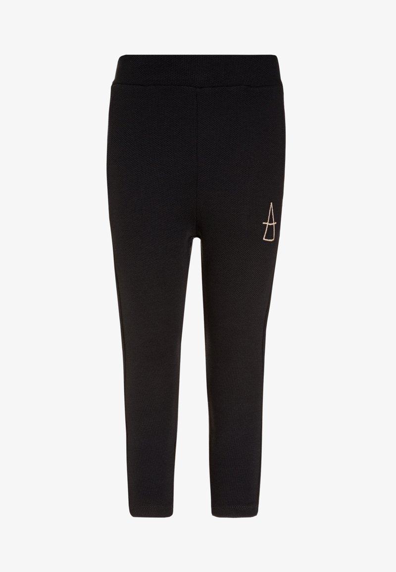 GRO - SIMPLE PANT - Pantalones deportivos - dark petrol
