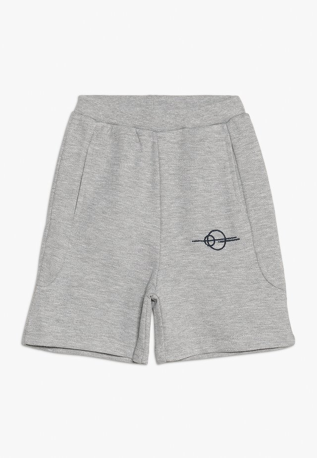 TALL - Tracksuit bottoms - melange grey