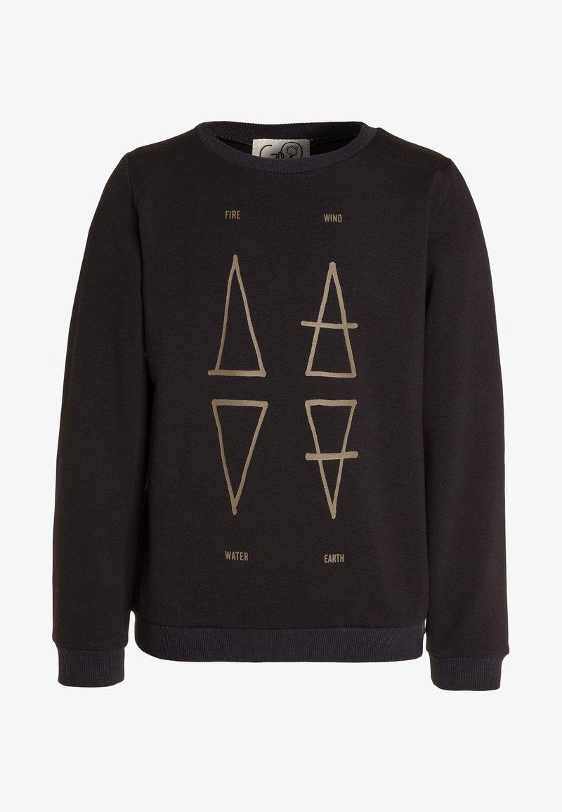 GRO - Sweatshirt - black