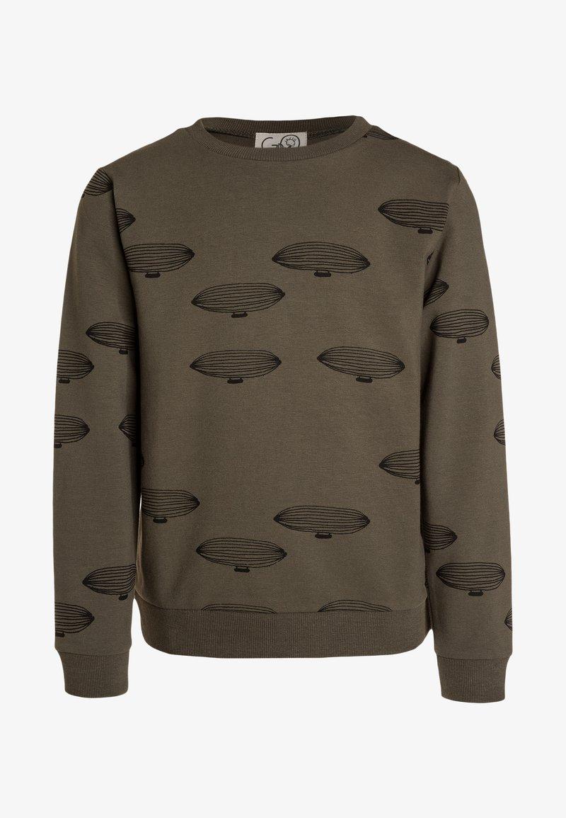 GRO - Sweatshirt - dark army