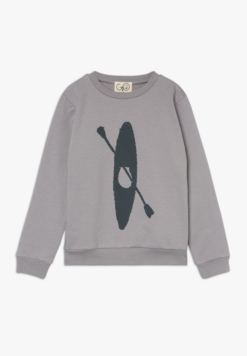 GRO - MADS - Sweatshirt - grey
