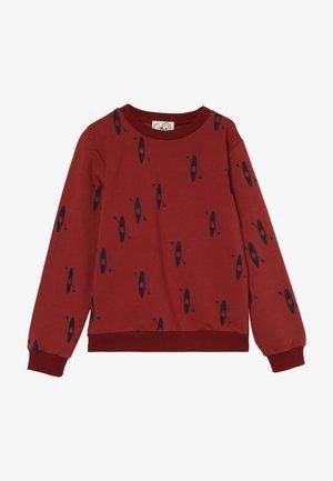 MADS - Sweatshirt - burgengy