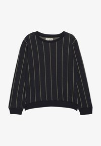 GRO - MADS - Sweatshirt - navy/mustard - 2