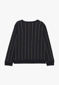 GRO - MADS - Sweatshirt - navy/mustard - 1
