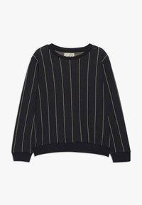 GRO - MADS - Sweatshirt - navy/mustard - 0