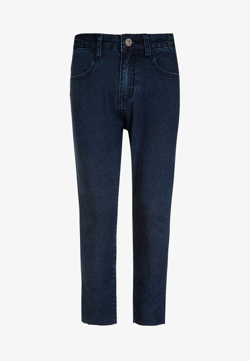 Grunt - ANKLE PANT - Jeans Slim Fit - blue