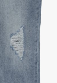 Grunt - MOM DAMAGED CROPED - Relaxed fit jeans - winter blue - 2